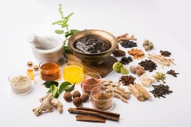 Ayurveda Medizin Heilkräuter